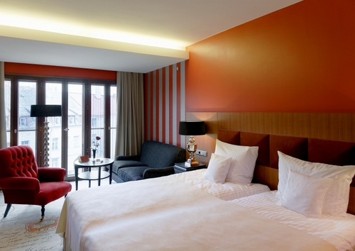 Executive huone Hotel Telegraaf Tallinna