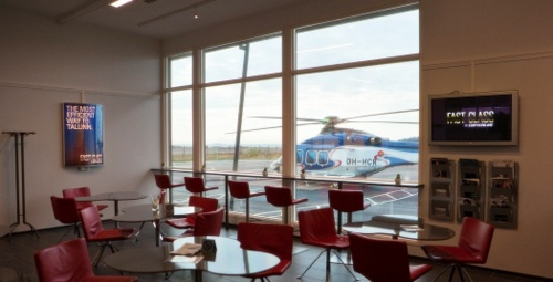 Fast Class Lounge Copterline
