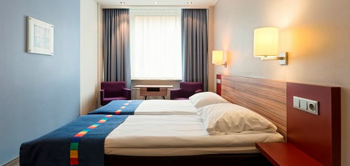 Guest Room Park Inn by Radisson Central Tallinna