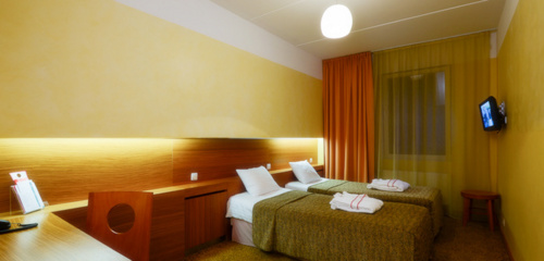 Hotel Bern Tallinna huone