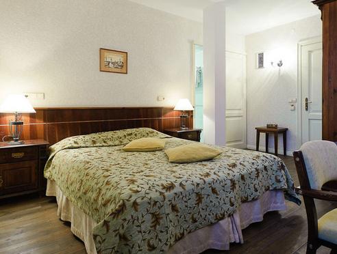 Superior kahden hengen huone Hotel Taanilinna Tallinna