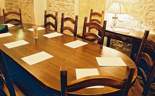 Hotel Taanilinnan kokoustila Tallinna