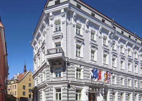 Hotelli Telegraaf Tallinna