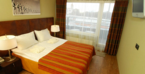 Kalev Spa Hotel Tallinna huone