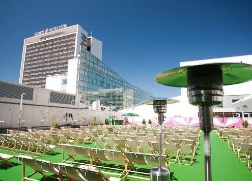 Katuse Kino festivaali Tallinna