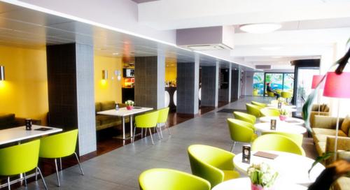 Lobbybaari Kalev Spa Hotel Talinna