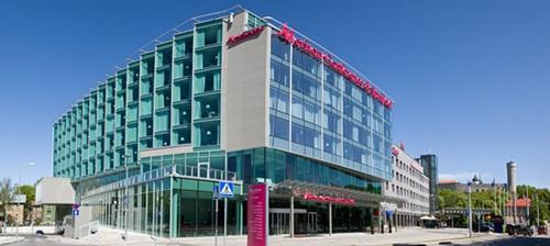 Meriton Grand Conference & Spa hotelli Tallinna