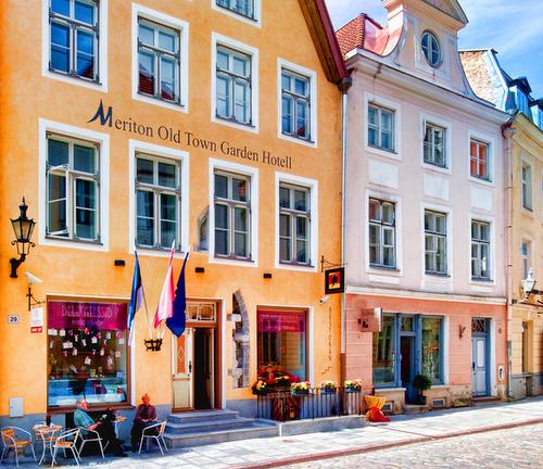 Meriton Old Town Garden Hotel Tallinna