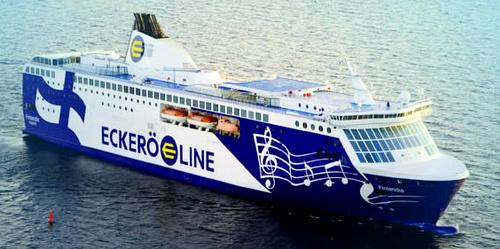 M/S Finlandia Eckerö Line