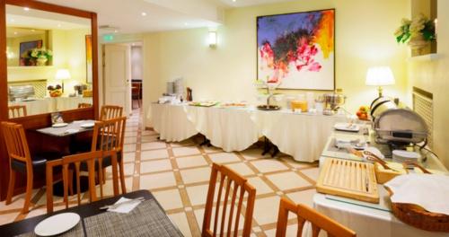 My City Hotel Tallinna aamiainen