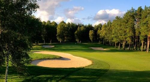 Niitvälja Golf Club Viro