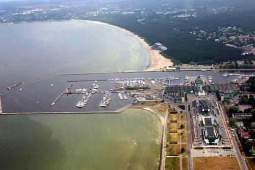 Piritan vierasvenesatama Tallinna