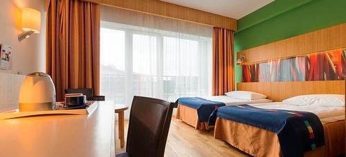 Guest Room Premium Park Inn by Radisson Central Tallinna