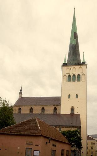 Pyhän Olavin kirkko Tallinna