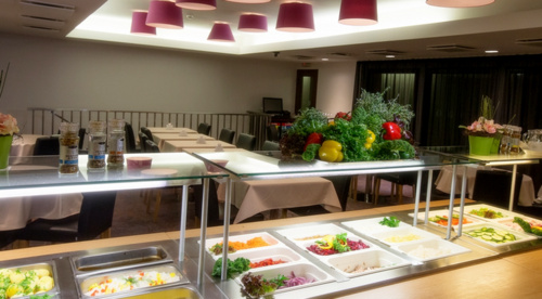 Ravintola Linda Kalev Spa Hotel Tallinna