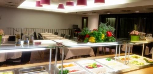 Ravintola Linda Kalev Spa Tallinna