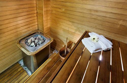 Sauna L'Ermitage Hotel Tallinna