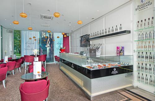 Seafood & Vodka Bar Meriton Grand Conference & Spa hotelli