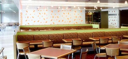 Shuttle Buffet ravintola Superstar Helsinki Tallinna
