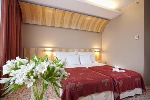 Standard huone Hotell Euroopa Tallinna