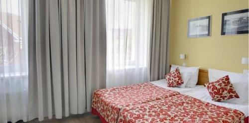 Standard huone Kreutzwald hotelli Tallinna