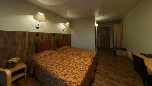 Standard huone Metropol Hotel Tallinna