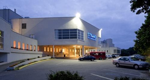Strand Spa & Conference Hotel Pärnu