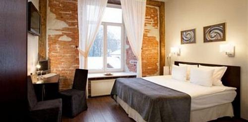 Superior huone von Stackelberg Hotel Tallinna