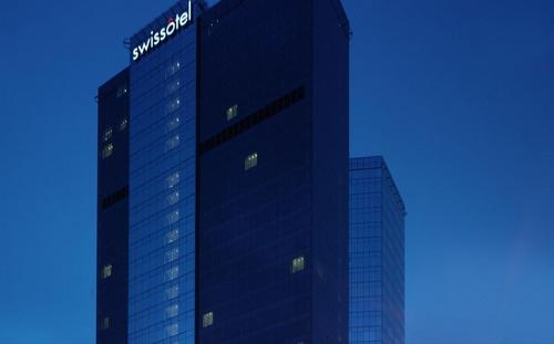 Swissotel Tallinna hotelli