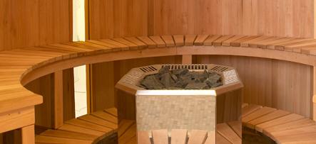 Sauna Tallink City Hotel Tallinna