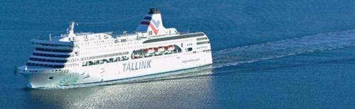 Tallink Silja laivat