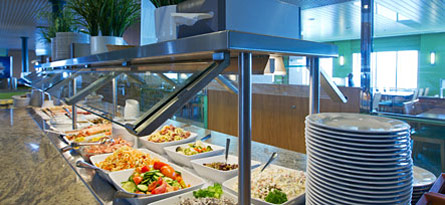 Tallink Star Shuttle Buffet ravintola