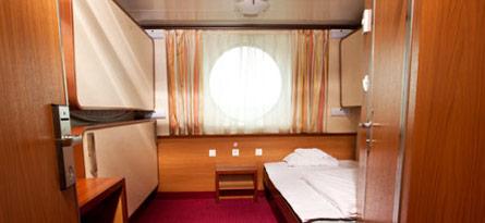 Tallink Superstar A-luokan hytti