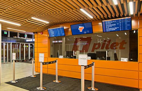 Tallinna Bussijaam lipunmyynti