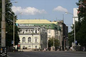 Tallinnan pörssi