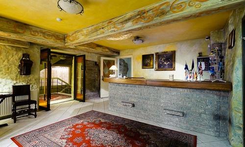Vastaanotto Hotel Taanilinna Tallinna