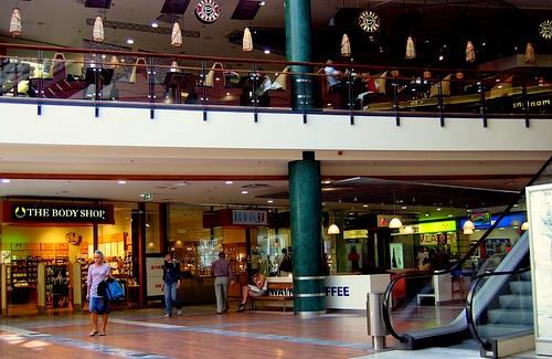 Virukeskus kauppakeskus Tallinna