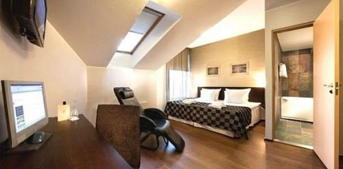 ZEN huone von Stackelberg Hotel Tallinna