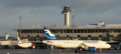 Arlandan lentokenttä terminaali 2