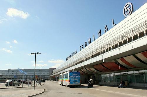 Arlandan lentokenttä terminaali 5 Tukholma