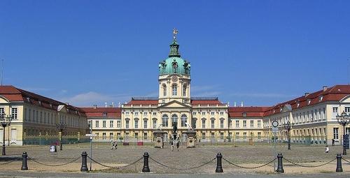 Charlottenburgin linna Berliini