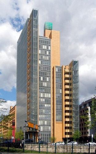 Debis-haus Potsdamer Platz Berliini