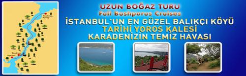 Dentur Avrasyan kokopäivän Bosporinsalmen risteilyt Istanbul