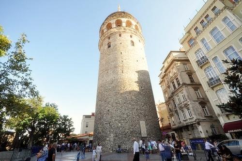 Galatan torni Istanbul