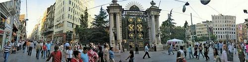 Galatasaray aukio Istanbul