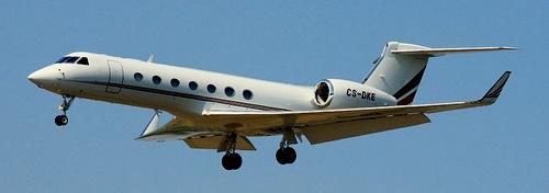 Grumman Gulfstream G550 liikelentokone