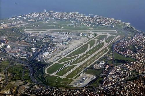 Istanbul Ataturk lentokenttä