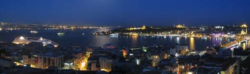 Istanbul Bosporinsalmen risteily
