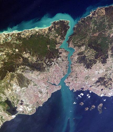 Istanbul satelliittikuva