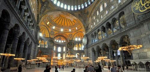 Istanbulin Hagia Sofia